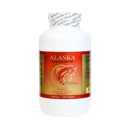 Ncb alaska deep sea omega 3 fish oil 300s tak shing hong for Alaska deep sea fish oil